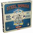 Ferris Wheel - Steel Works