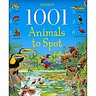 1001 Things To Spot Animals hardback