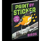 Birds: Paint by Sticker Paperback