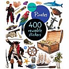 Eyelike Stickers: Pirates Paperback
