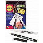 Secret Marker Kit Secret Marker 100 Sheet Note Pad