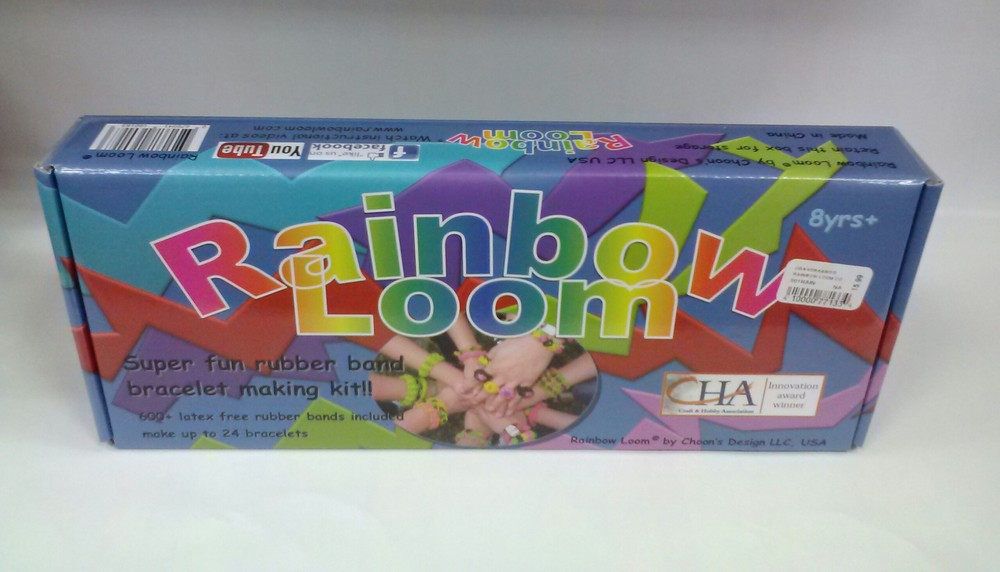 Rainbow Loom Complete Kit Grand Rabbits Toys In Boulder