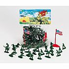 Plastic Soldiers - Set Of 50