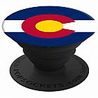 Colorado Flag PopSocket