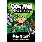 Dog Man: Unleashed (Dog Man #2)