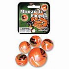 Marbles: Monarch Butterfly Set