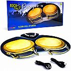 Flexible Roll Up Bongos