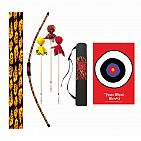 FLAME DELUXE BOW GIFT BOX