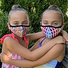 Fashion Mask Kids fits ages 3-7