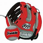 "8.5"" Airtech Baseball Glove & Ball"