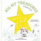 All My Treasures: A Book of Joy by Christine Roussey