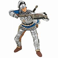 Armored Crossbowman Blue