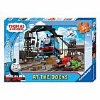 At The Docks 35pc Puzzle