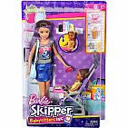 Barbie Sisters Babysitters Inc Playset