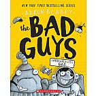 Intergalactic Gas (The Bad Guys #5)