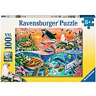 Beautiful Ocean 100pc Puzzle