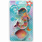 Mermaid Cookie Cutter Set of 2
