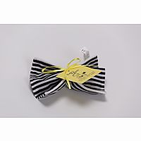 Black/White Stripe Baby Paper