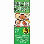 Brain Quest Grade 3 - 4Th Edition
