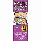 Brain Quest Grade 4 - 4Th Edition