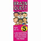 Brain Quest Grade 5 - 4Th Edition