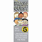 Brain Quest Grade 6 4th Edition