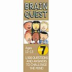 Brain Quest Grade 7 4th Edition