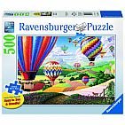 Brilliant Balloons 500pc Puzzle