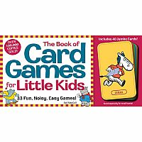 Book Of Card Games For Little Kids