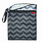 Chevron Wet/Dry Bag Grab & Go