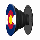 Colorado Flag Pop Socket