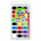 24ct Washable Watercolor Paint