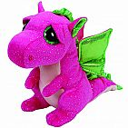 Darla Pink Dragon Small Beanie Boo