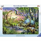 Dinosaurs at Dawn 45pc Puzzle