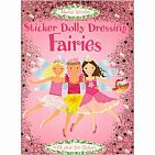 Fairies Sticker Dolly Dressing