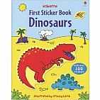 Pb Dinosaurs First Sticker Book Sam Taplin
