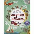 Questions And Answers: Lift The Flap Board Book