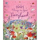 1001 Things To Spot In Fairyland Gillian Doherty hardback