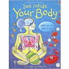 See Inside Your Body Hardback