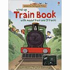 Bb/Toy Wind-Up Train Book Heather Amery