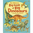 Hb Big Book Of Big Dinosaurs Alex Frith