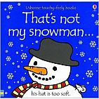 Bb Thats Not My Snowman Fiona Watt