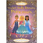Pb Princesses Sticker Dolly Dressing Fiona Watt
