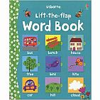 Lift-The Flap Word Book