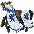 Dragon Kings Horse - Blue