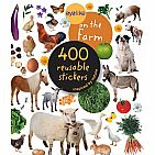 On The Farm Eyelike Stickers Paperback