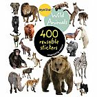 PB Eyelike Stickers Wild Animals