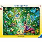 Fairy Magic 35pc Frame Puzzle