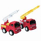 Friction Fire Engine Assortment