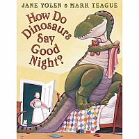 Hb How Do Dinosaurs Say Good Night Jane Yolen